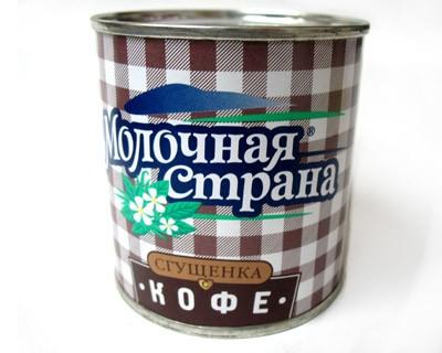 "Condensed Milk ""Coffee"", 13 oz / 380 g (Can)"