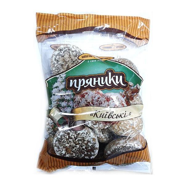 Kiev Gingerbread with Poppy Seeds, 14.8 oz / 420 g