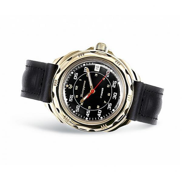 Vostok Komandirskie Military Russian Mechanical Watch Commander (219179)