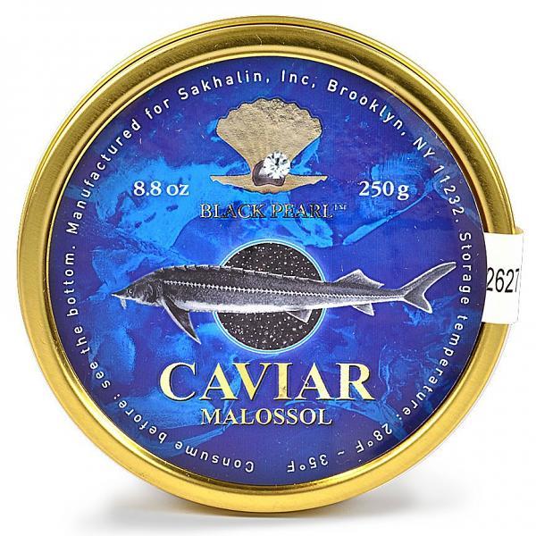 Premium Quality Kaluga Black Caviar