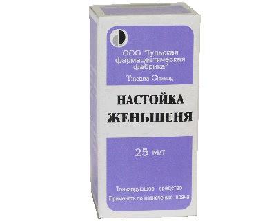 Ginseng Tincture, 0.84 oz/ 25 Ml