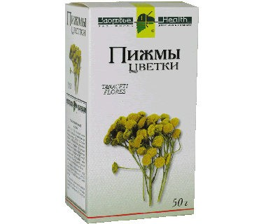 Tansy Flowers, 1.76 oz/ 50 g