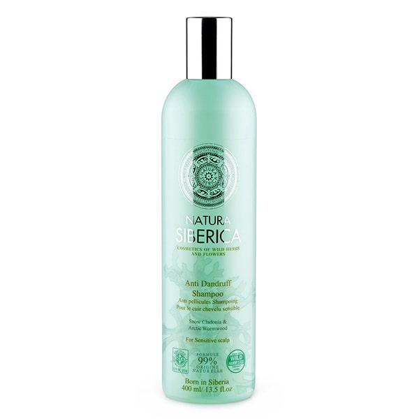 Shampoo Hair for Sensitive Scalp with Oak Moss and Arctic Wormwood, 13.52oz/400ml