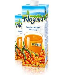 Natural Premium Armenian Noyan Sea Buckthorn Juice, 34 oz / 1 L