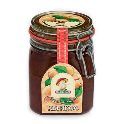 Homemade Preserve w/ Apricot, 35.27 oz / 1000 g (Ekoprodukt)