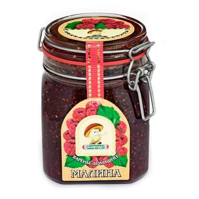 Homemade Preserve w/ Raspberry, 35.27 oz/ 1000 g (Ekoprodukt)