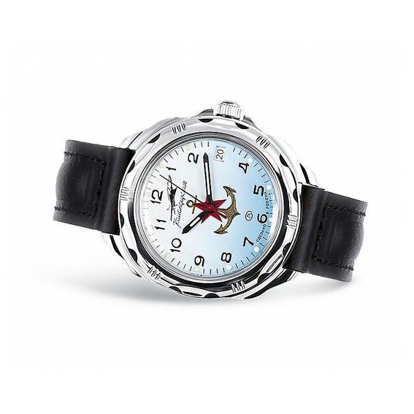 Vostok Komandirskie Military Russian Mechanical Watch Commander Anchor (211084)