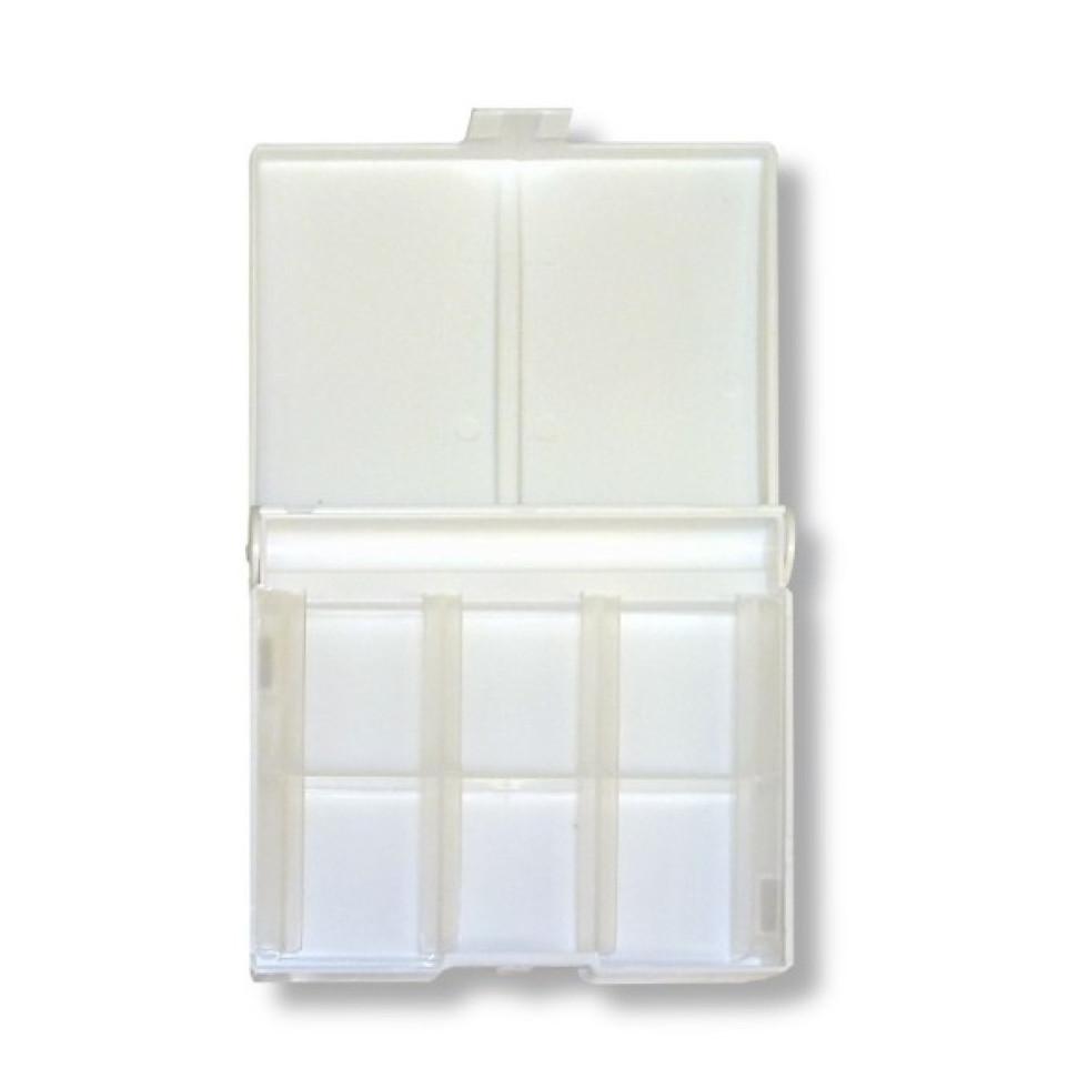 "Box for watercolor ""Nevskaya Palette"" 12 colors"