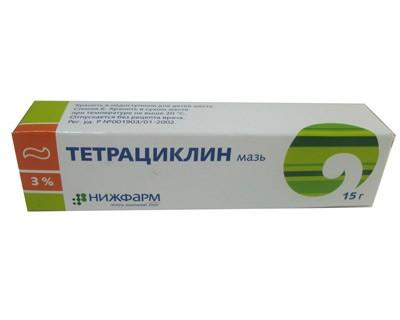 Tetratciklin, 0.53 oz/ 15 g