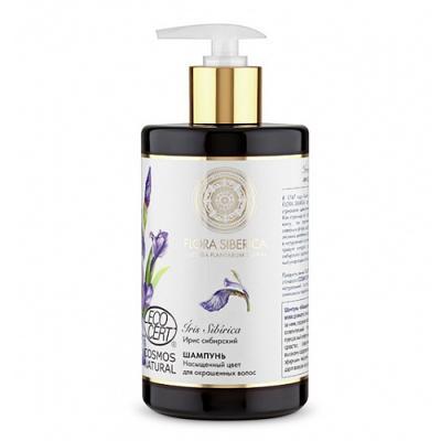 "Shampoo for Color-Treated Hair ""Iris Sibirica"" Bright Color, 16.23 oz / 480 ml"