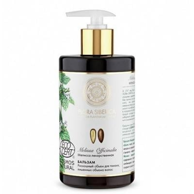 """Hair Conditioning Balm for Luxurious Volume """"Melissa Officinalis"""", 16.23 oz / 480 ml"""