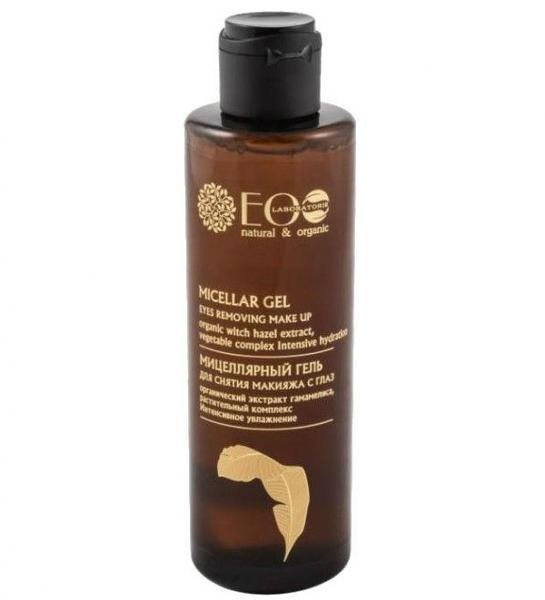 Micellar Gel Eye Makeup Remover, 6.76 oz / 200 ml