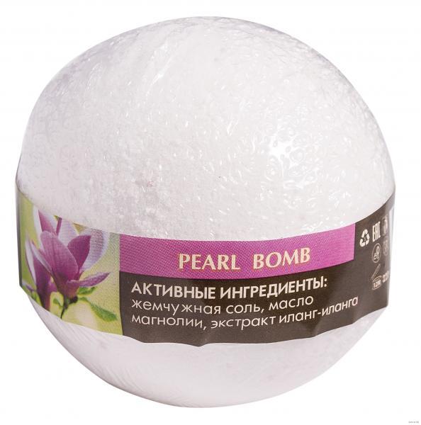 """Bubble Bath Bomb """"Magnolia and Ylang-Ylang"""", 220gr/7.76 oz"""