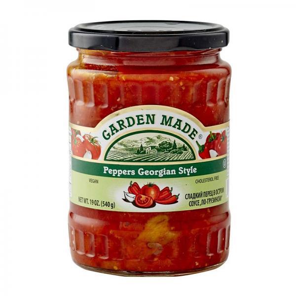 Peppers Georgian Style, 19 oz/ 540 g