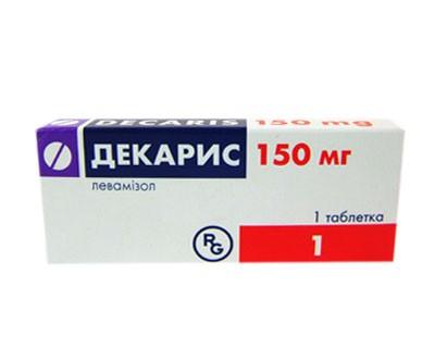 Dekaris Tablets, 150 mg