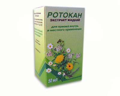 Rotocanum Tincture, 1.69 oz/ 50 Ml