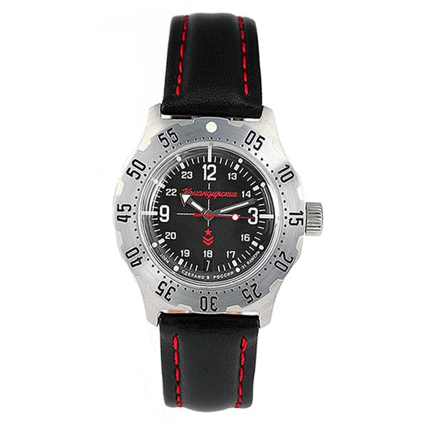 Vostok Komandirskie Military Russian Automatic Watch Commander (350503)