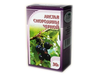 Black Currant Leaves, 1.76 oz/ 50 g