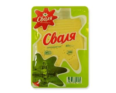 """Cheese """"Svalya"""", 7.05 oz / 200 g"""