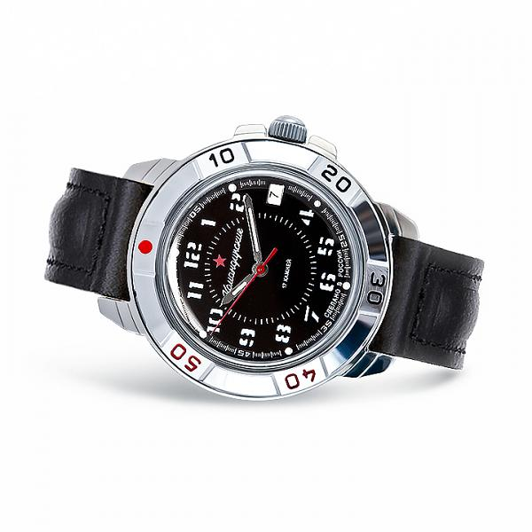 Vostok Komandirskie Military Russian Mechanical Watch Commander (431186)