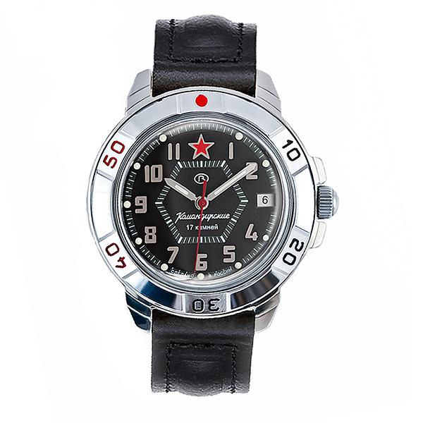 Vostok Komandirskie Military Russian Mechanical Watch Commander (431744)