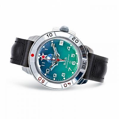 Vostok Komandirskie Military Russian Mechanical Watch Commander (431818)