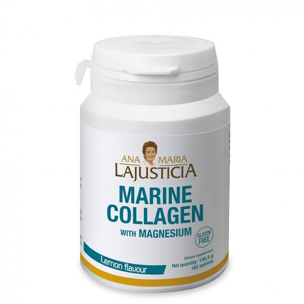 MARINE COLLAGEN WITH MANGESIUM FOR 30 DAYS 180 Tab