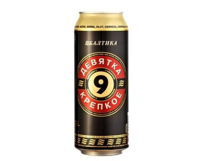Baltika # 9 can