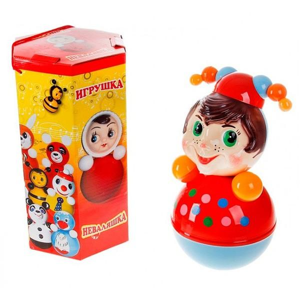 Roly-Poly Toy Clown, 7.8