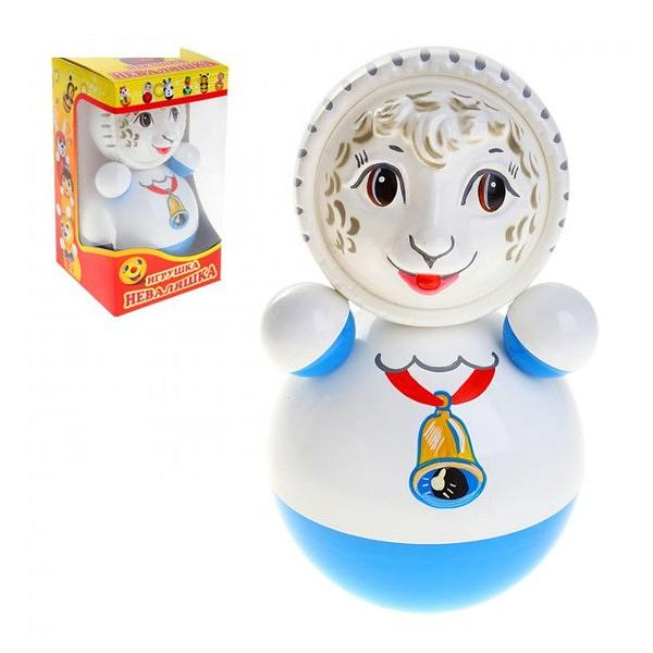 "Roly-poly Toy, Dolly 4.7""x4.7""x8.6"""