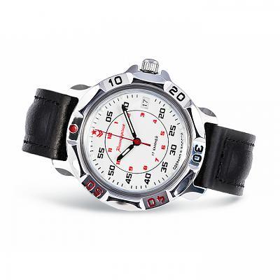Vostok Komandirskie Military Russian Mechanical Watch Commander (811171)