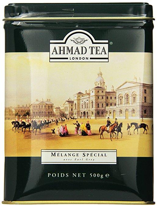 Ahmad Tea Special Blend Loose Tea Caddy, 17.6 oz / 500 g