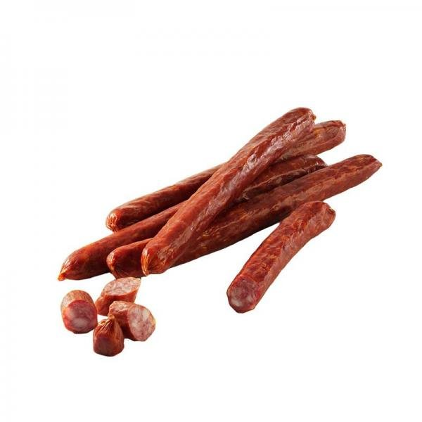 Extra Smoked Hunter-Stick Sausage, 1 lb / 0.45 kg