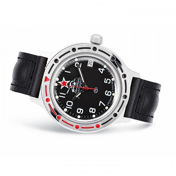 Vostok Komandirskie Military Russian Mechanical Watch Commander (921306)