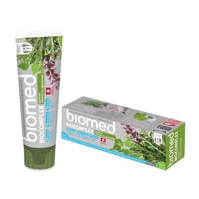 Biomed Biocomplex Natural Mineral Toothpaste, 3.53 oz / 100 g