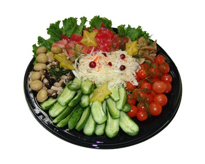 Pickled Vegetable Platter
