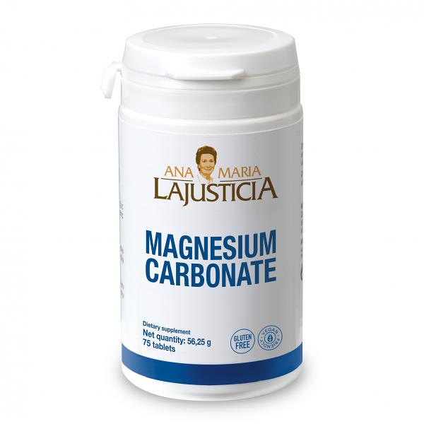 MAGNESIUM CARBONATE | 37 DAYS / 75 TABLETS