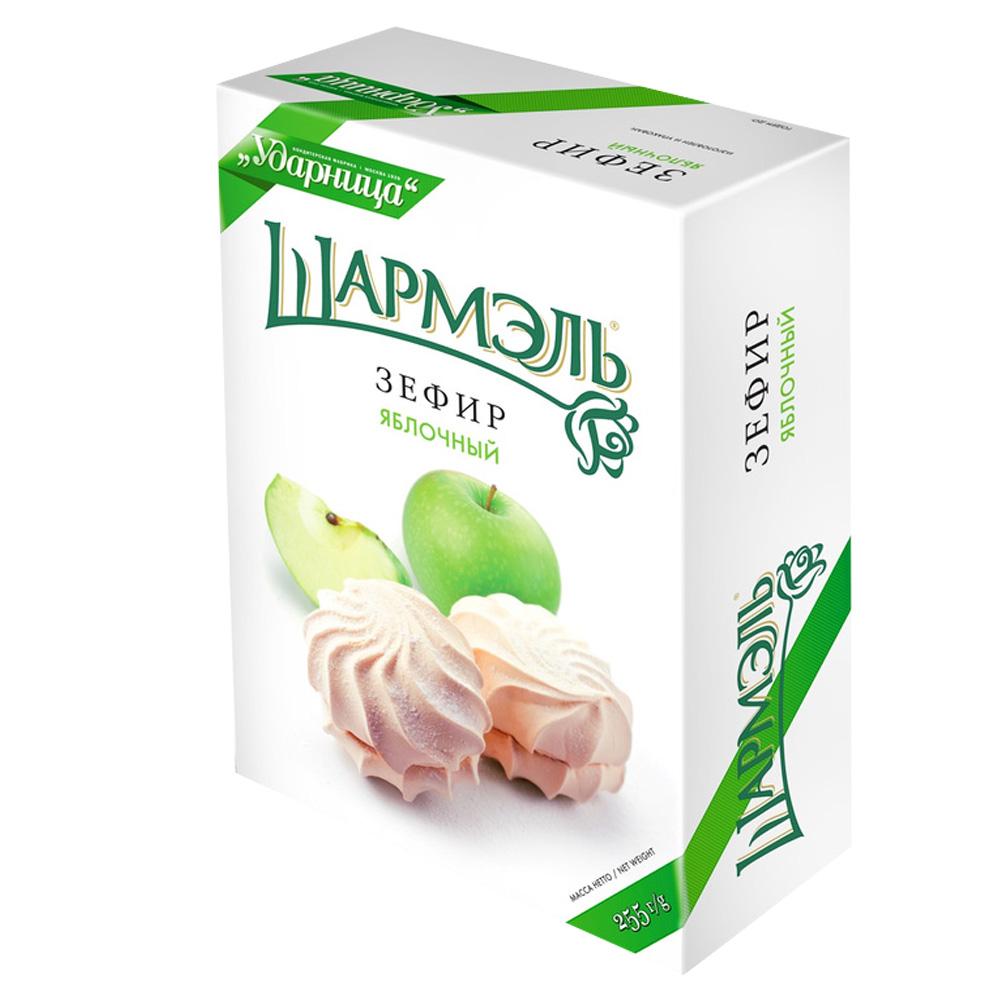 Apple Zefir Marshmallow, Sharmel, 8.82 oz / 255 g