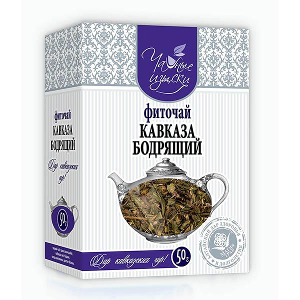 Caucasus Mountains Energizing Herbal Tea, 1.77 oz / 50 g