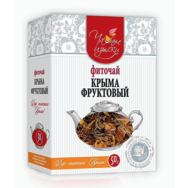 Crimea Fruit Herbal Tea, 1.77 oz / 50 g