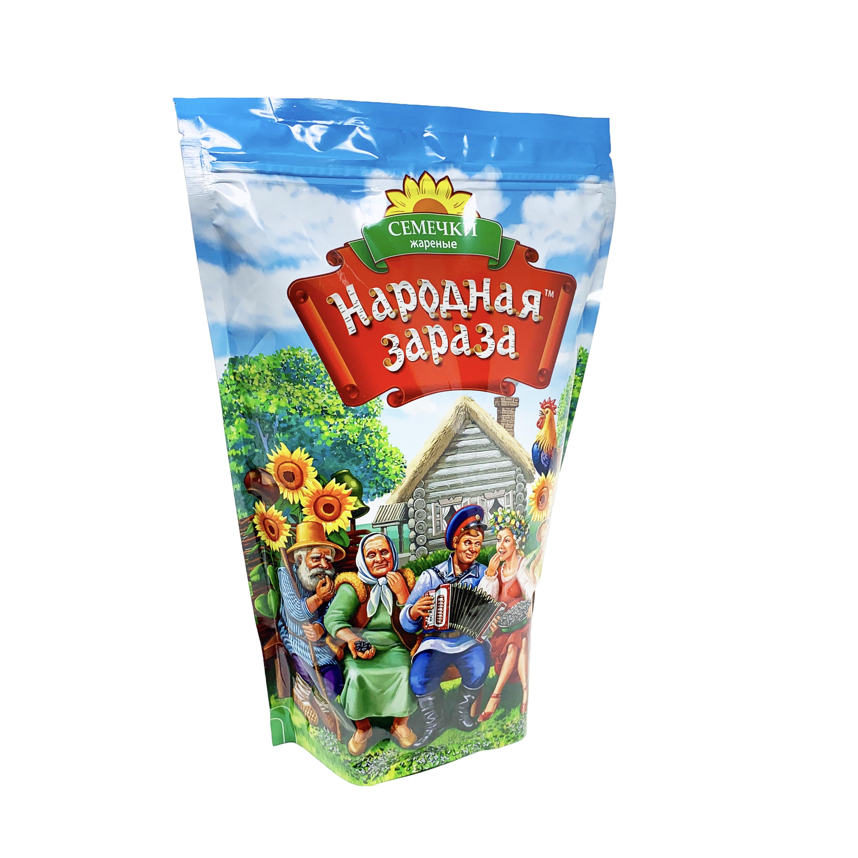 Sunflower Seeds, Narodnaya Zaraza, 1.1 lb/ 500 gr
