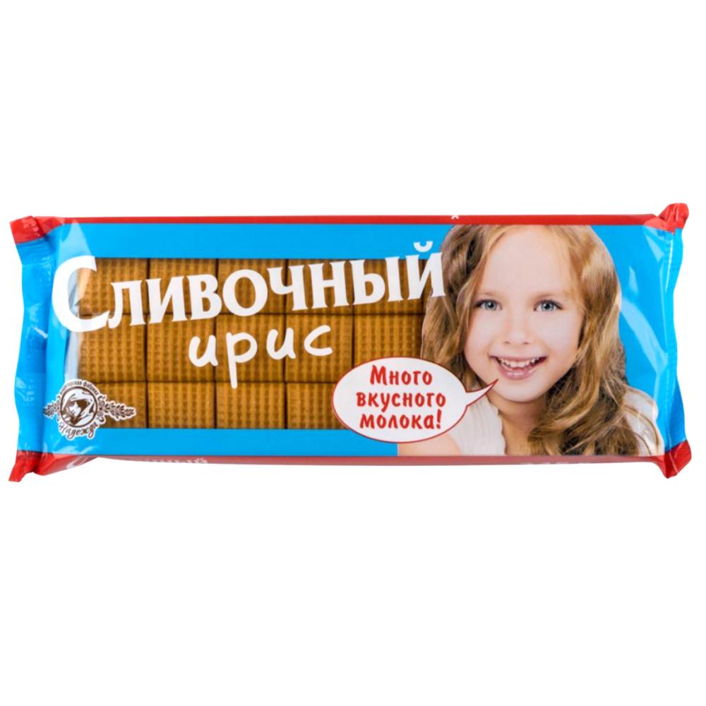 Toffee Cream, Nadezhda, 0.54 lb/ 245 g