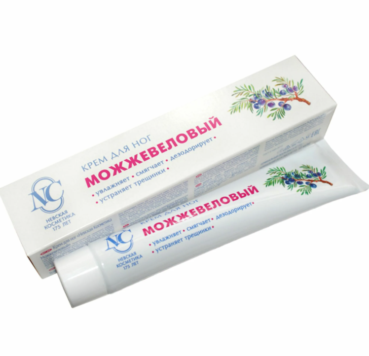 Juniper Foot Cream, 50 Ml