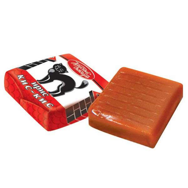 "Toffee Candy ""Kis-Kis"", 0.5 lb / 0.22 kg"