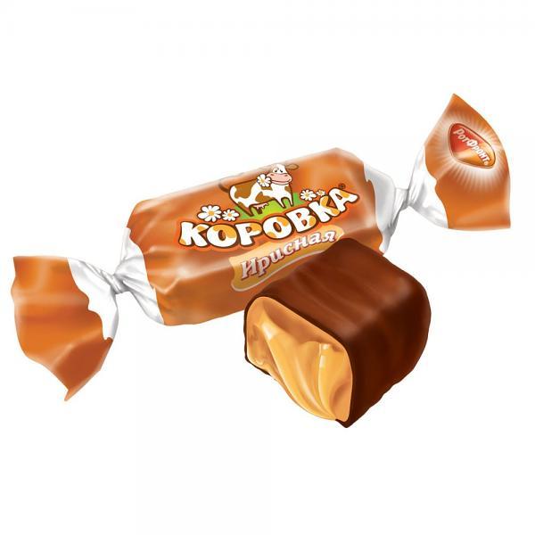 """""""Korovka"""" Glazed Taffy Taste, 0.5 lb / 0.22 kg"""