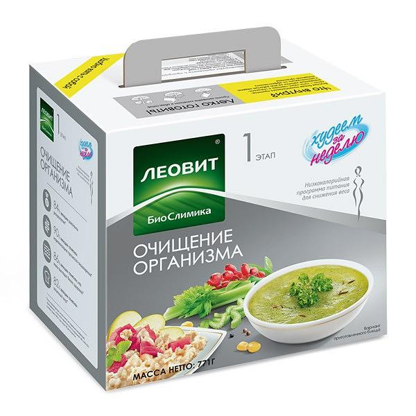 """""""Lose Weight in a Week"""" Nutrition System for Body Cleansing"""