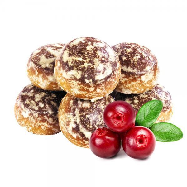 Gingerbread w/ Cranberry, 1.1 lb / 500 g