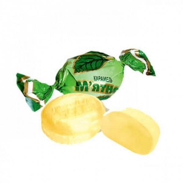 "Caramel ""Peppermint"", 0.5 lb/ 0.22 kg"