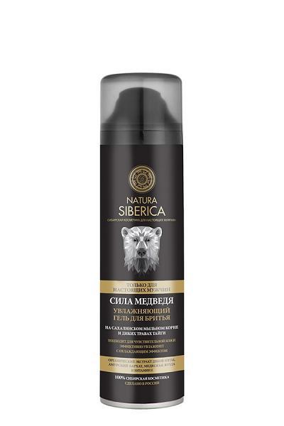 """Moisturizing Shaving Gel """"The Power of the Bear"""""""