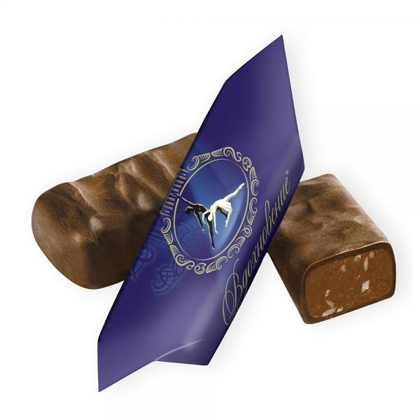 """Chocolate Candy """"Vdohnovenie"""", 0.5 lb / 0.22 kg"""